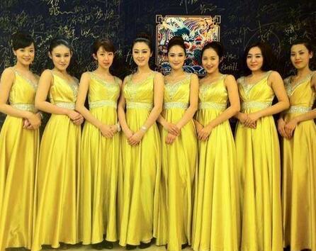 杭州礼仪模特四个基础标准